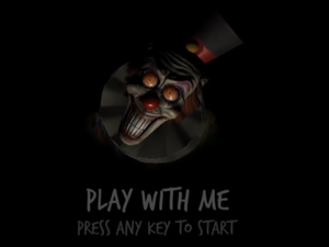 Play With Me title screen