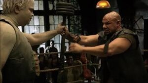 Solomon Grundy First Wrestling Match! Gotham Season 4 - Episode 6!