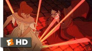 Anastasia (5 5) Movie CLIP - Anastasia Destroys Rasputin (1997) HD