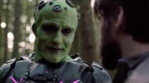 Brainiac Dies Scene - Krypton 2x01