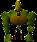 Crash Bandicoot Doctor Nitrus Brio Hulk