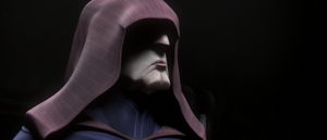 Darth Sidious unknowing