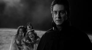 Dracula Brides wailing