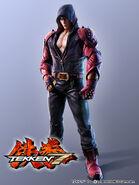 Jin Kazama T7