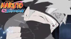 Kakashi vs Obito Naruto Shippuden