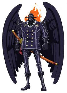 King Anime Concept Art
