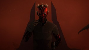 Maul disappointed