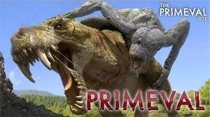 Primeval Series 1 - Episode 6 - Gorgonopsid vs the Future Predator (2007)