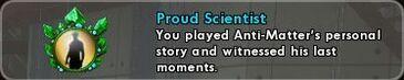 Proud Scientist
