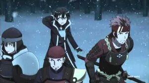Sword Art Online Kirito vs Nicholas Episode 3