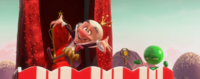 Tumblr static wreck-it ralph king candy silly