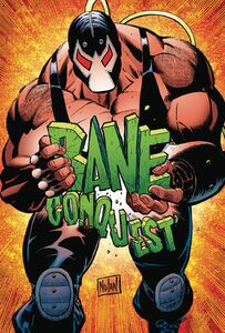 Bane Conquest Vol 1 12 Textless