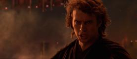 Darth Vader blames