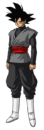 Goku Black Artwork DBS