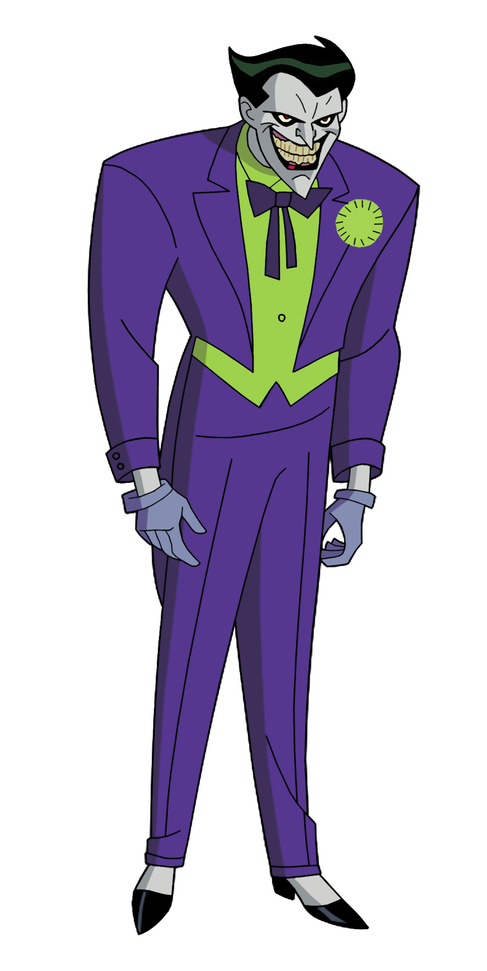 Joker dc animated universe villains wiki fandom powered by wikia evil doer voltagebd Choice Image