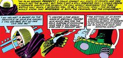 Mysterio's Equipment