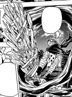 Spinner's sword manga