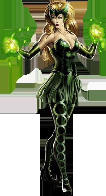 Enchantress (Marvel) | Villains Wiki | FANDOM powered by Wikia