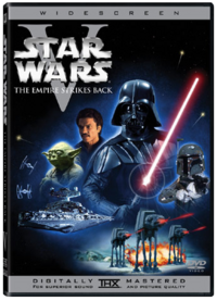 The Empire Strikes Back DVD