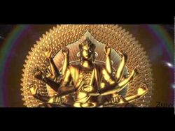 Chakravartin Statue