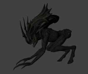 Custom xnalara boar alien by weylandyutanicorp-dbb60ar