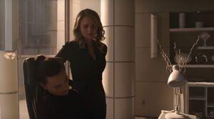 Eve relocates Lena
