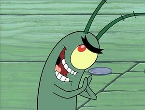 Krabs Vs Plankton 2