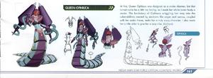 MM - Queen Ophiuca