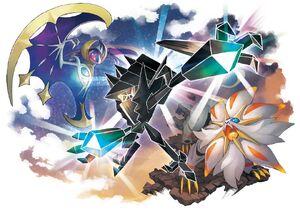 Pokemon ultra legend