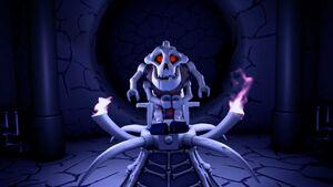 Samukai in the Underworld