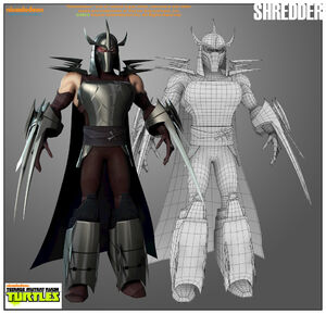 Shredder-Concept Art