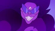 Sugilite's Evil Grin