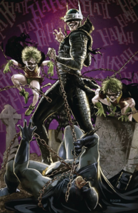 The Batman Who Laughs Vol 2 4 Textless Variant