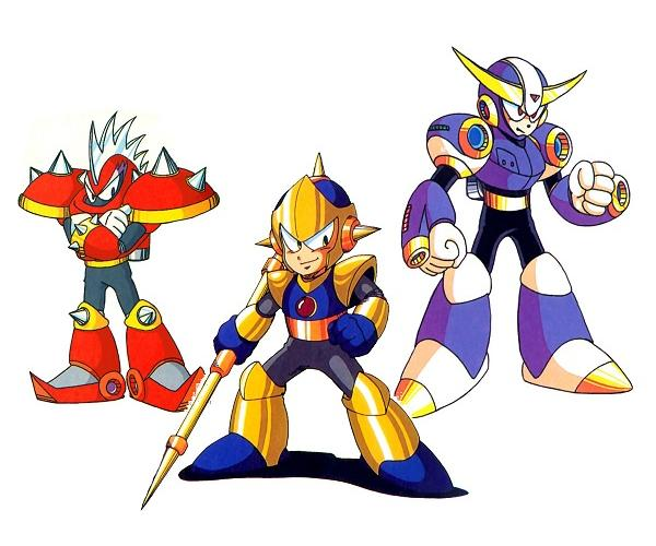 Mega Man Killers Villains Wiki Fandom Powered By Wikia