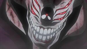 Tokyo One-Eyed Owl Mask2