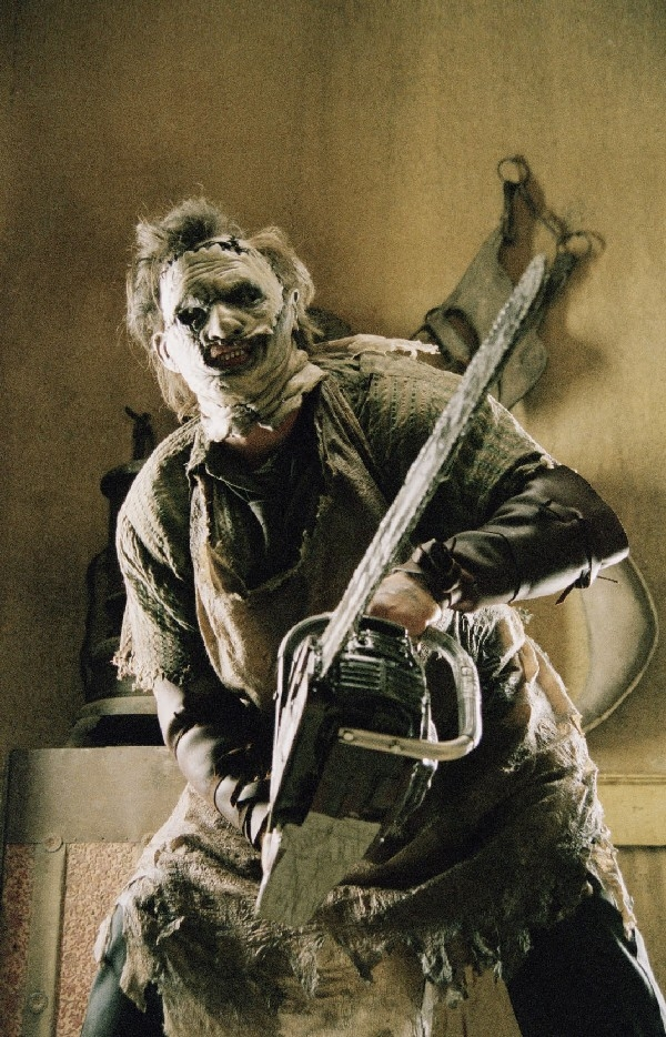 Who leatherface what activity view all page