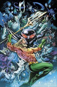 Aquaman Vol 8 42 Textless