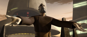 Count Dooku lifts