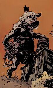 Gruagach (Hellboy)