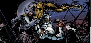 Man-Ape vs. Tiger Shark 02