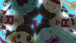Team Rocket in Pokébase Players (2)