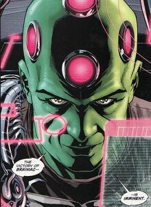Brainiac New Earth 014