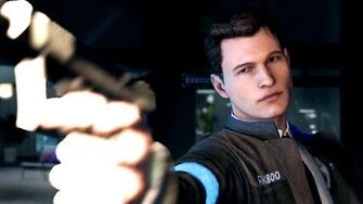 DETROIT BECOME HUMAN - Connor shoots Daniel, Emma is rescued (Gameplay Walkthrough, PS4 PRO)-1