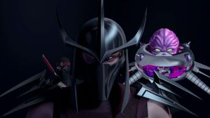 Shredder Kraang Foot Ninja