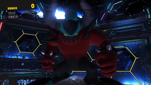 Sonic Forces - VS Zavok