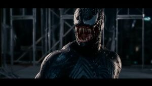 Venom SpiderMan3