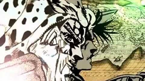 4th story of JOJO'S BIZARRE ADVENTUREs AMV MAD English Annotated