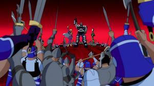 Alive hail Darkseid
