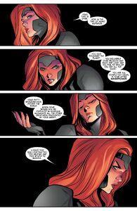 Cassandra Nova Illusion of Jean Grey