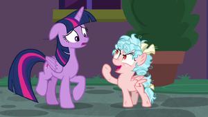 Cozy Glow 'friendship is power!' S8E26